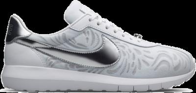 Nike Womens Roshe LD-1000 'Serena Williams' (2015) White / Silver 810382-100