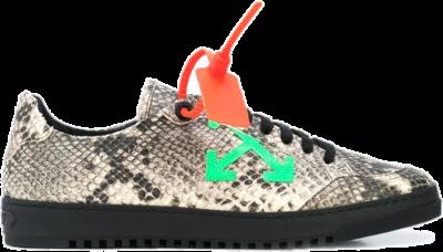 Off-White 2.0 Sneaker Snake Print SNAKE PRINT/BLACK OMIA042S20D680389940