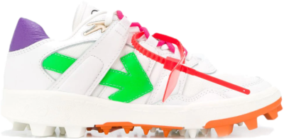 Off-White Mountain Cleats low-top sneakers – Wit Wit OWIA258F20LEA0010184