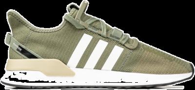 Adidas U_Path Run Green Khaki KHAKI/OLIVE/WHITE EG7802