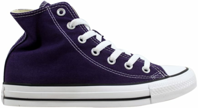 Converse Chuck Taylor Hi Eggplant Purple 149516F