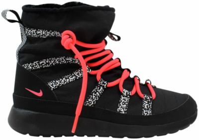 Nike Rosherun Hi Sneakerboot Black (GS) 654492-002