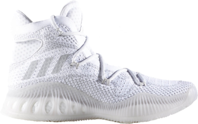 adidas Crazy Explosive Swaggy P All White BB8897