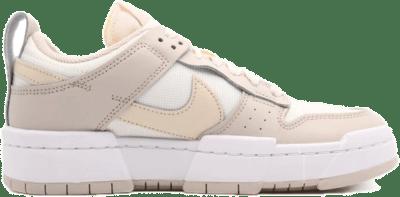 Nike Dunk Low Disrupt Sail Desert Sand (W) CK6654-103