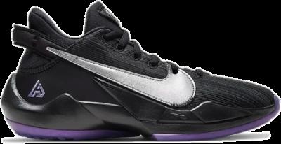 Nike Zoom Freak 2 GS 'Dusty Amethyst' Black CN8574-005