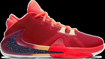 Nike Zoom Freak 1 Noble Red (GS) BQ5633-600