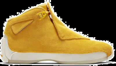 Jordan 18 Retro Yellow Ochre AA2494-701