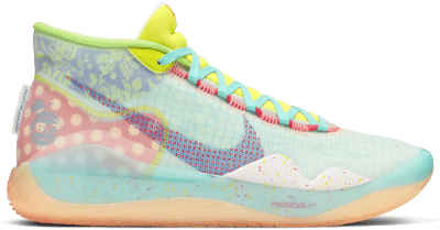 Nike KD 12 Peach Jam CK1195-300
