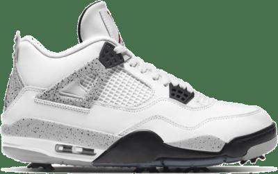 Jordan 4 Retro Golf White Cement CU9981-100