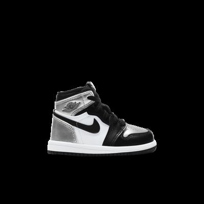 Jordan Women's Air Jordan 1 'Silver Toe' Silver Toe CU0450-001