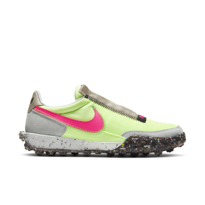 """Nike WMNS WAFFLE RACER CRATER """"BARELY VOLT"""" CT1983-700"""