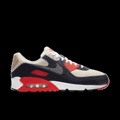 Nike Air Max 90 x DENHAM 'Infrared'  CU1646-400