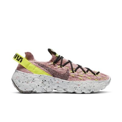 "Nike WMNS SPACE HIPPIE 04 ""LEMON VENOM"" CD3476-700"
