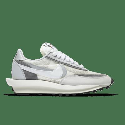 NikeLab sacai x Nike LDWaffle 'Summit White'  BV0073-100