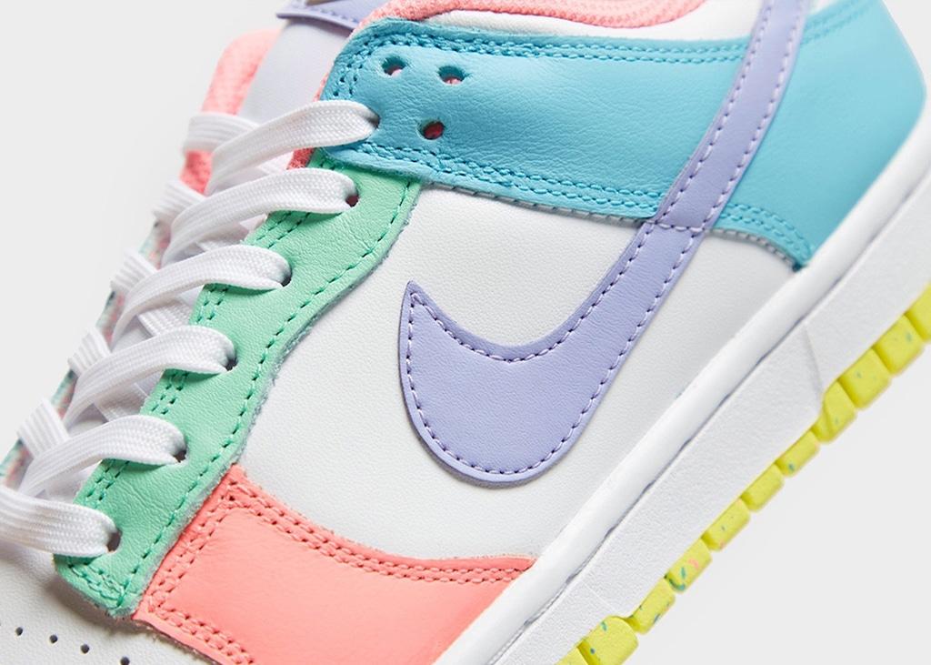 Dit voorjaar komen de nieuwe Nike Dunk Low 'Light Soft Pink'  voor dames uit