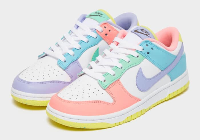 Nike Dunk Low light soft pink