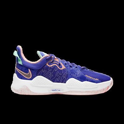 Nike PG 5 Blue CW3143-400