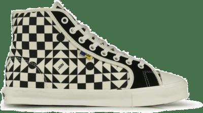 VANS VAULT Taka Hayashi OG Style 24 LX-Footwear Cream / Black VN0A5HUY50E1