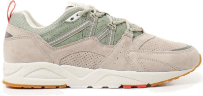 Karhu Fusion 2.0-Footwear Light Grey / Sage Green / Crimson F804095