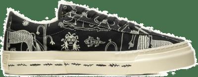 Stepney Workers Club x Endless Joy Dellow 'GORGON'-Footwear Black / Sail YI01012-ENDJ