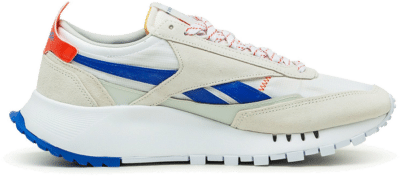 Reebok Classic Leather Legacy-Footwear Sail/ Blue / Red FZ2923