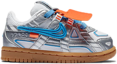 Nike Air Rubber Dunk Off-White University Blue (TD) CW7444-100