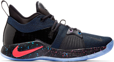 Nike PG 2 Playstation sneakers – Zwart Zwart AT7815002