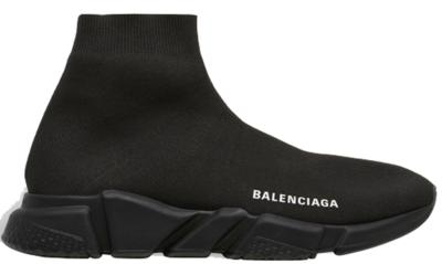 Balenciaga Speed Trainer Black 2019 (W) 525717 W05G0 1000