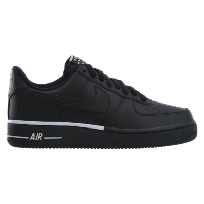 Nike Air Force 1 07 Black Black-White AA4083-009