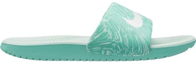 Nike Kawa Slide Print Emerald Rise (GS) 819359-300