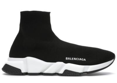 Balenciaga Speed Knit High Black (2019) 587286 W05G9 1000