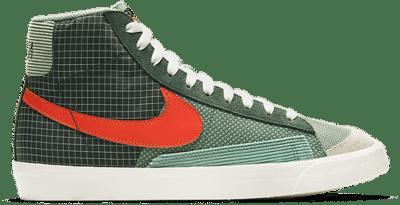 Nike Blazer Mid Green DD1162-300
