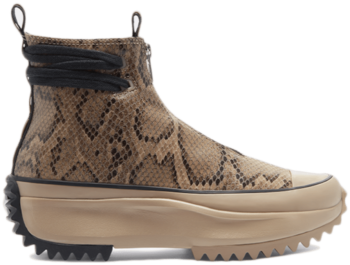 Converse Run Star Hike Zip Hi 'Grey'  170056C