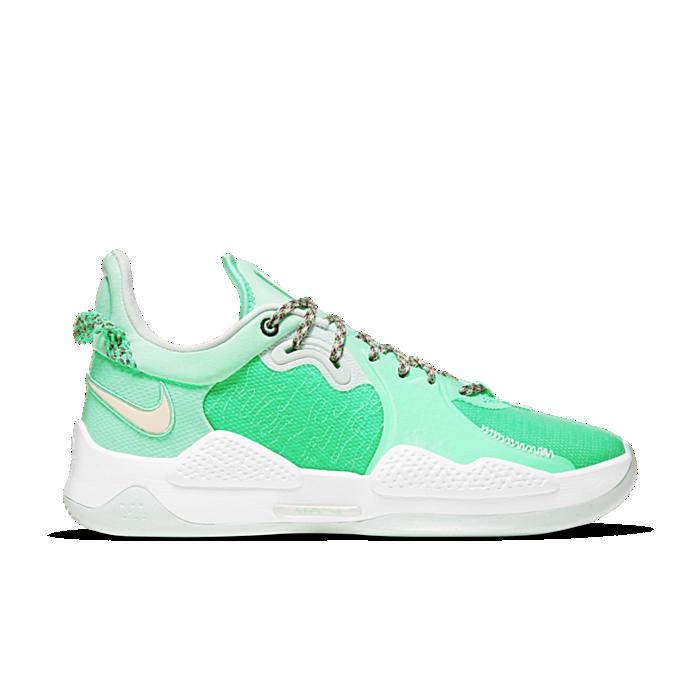 """Nike PG 5 """"GREEN GLOW"""" CW3143-300"""