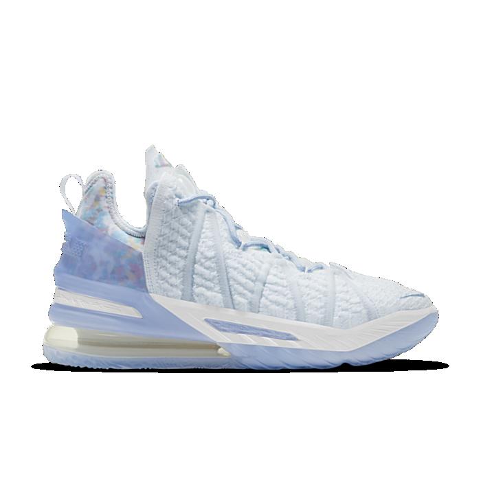 Nike LeBron 18 Blue CW3156-400