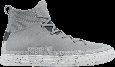 Converse Chuck Taylor All Star Crater Knit High 'Limestone Grey' Grey 170367C