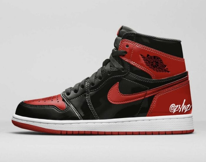 Air Jordan 1 bred nike