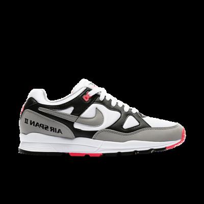 Nike Air Span II Zwart AH6800-003