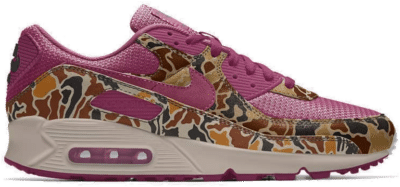 Nike Air Max 90 – By You – Pink Multi Pink/Multi DJ2663-991-Pink/Multi