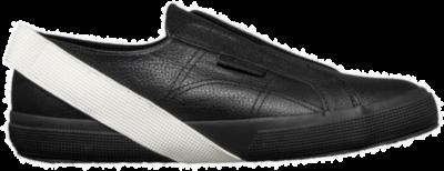 SUPERGA Leam Seok Heren Leren sneakers S00CLI0YGS005 zwart S00CLI0YGS005