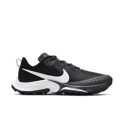 Nike Wmns Air Zoom Terra Kiger 7 'Black Pure Platinum' Black CW6066-002