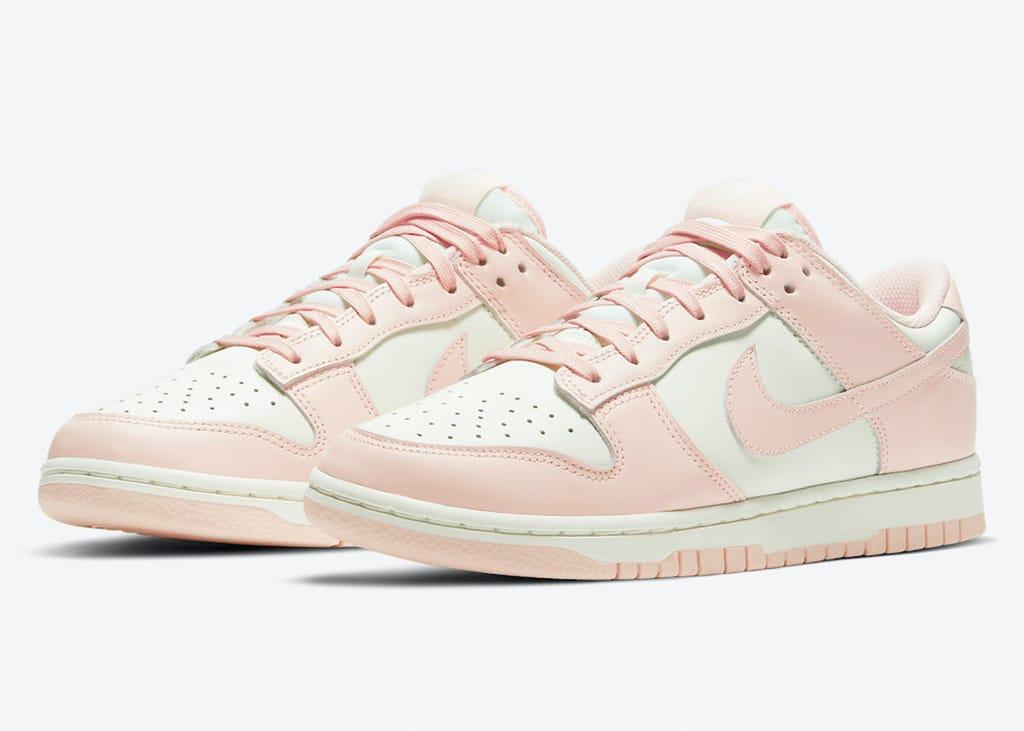 Nike brengt Op 15 maart de Nike Dunk Low 'Orange Pearl' uit