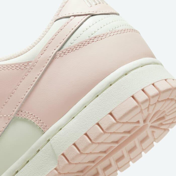 pearl Nike Dunk Low orange