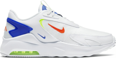 Nike Air Max Bolt Sneakers Wit Rood Blauw Wit CU4151-103
