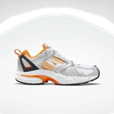 Reebok Premier Schoenen White / Matte Silver / High Vis Orange FV7991