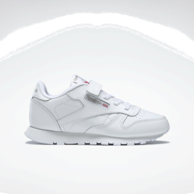 Reebok Classic Leather White / Carbon / Vector Blue GZ5257