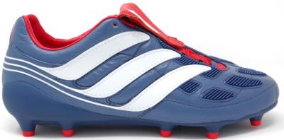adidas Predator Precision FG Blue Grey Collegiate Red CM7911