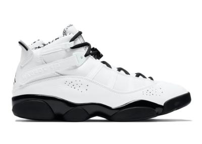 Jordan 6 Rings White Black DD5077-107