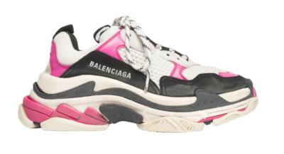 Balenciaga Triple S Neon Pink 2019 (W) 524039W09O65671