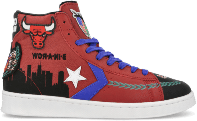 Chinatown Market x NBA x Jeff Hamilton x Converse Pro Leather ( 171241C )  171241C